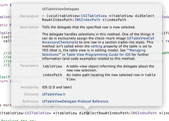 [Xcode]一番よく使うショートカット