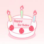 [Android] 誕生日カウントダウン リリース!