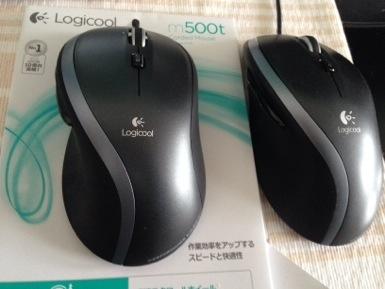 [マウス] お気に入りのロジクールM500
