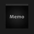 [iOS] 黒いメモ リリース