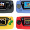 ゲームギアミクロ4色コンプリートセット